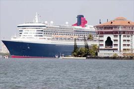 Port in Kochi