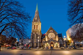 Moving to Christchurch