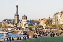 Moving to Dusseldorf