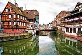 Moving to Strasbourg