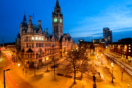 Moving to Manchester, United Kingdom